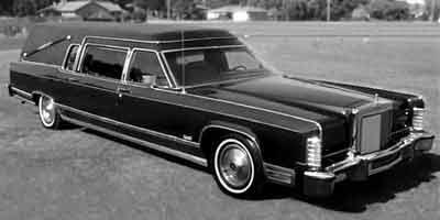 Lincoln Hearse For Sale