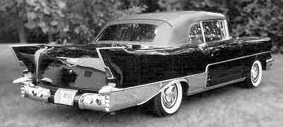 El Morocco R Allender  Company 1956 Chevrolet 1957 Chevy Bel