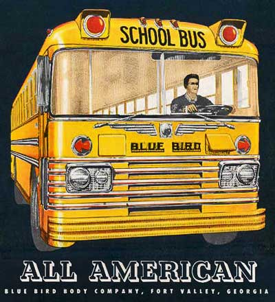 oo1964_blue_bird_6 blue bird, school bus, history, blue bird body co , blue bird corp  at nearapp.co