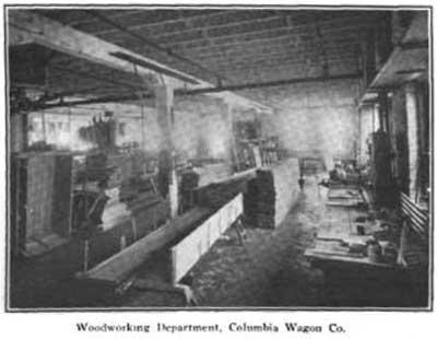 columbia wagon co columbian wagon columbia body corp. Black Bedroom Furniture Sets. Home Design Ideas