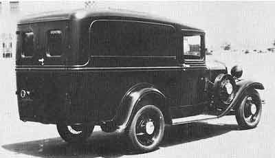 Ford Body Styles, Model A, Model T, V-8, Ford Motor Company