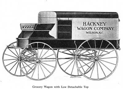 Lewis Clark Auto Sales >> Hackney Bros. Body Co., Hackney Wagon Co., Hackney ...