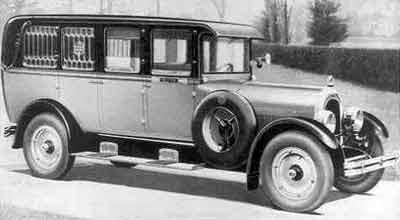 Henney, Henney Motor Co., John W. Henney, C. Russell Feldmann ...