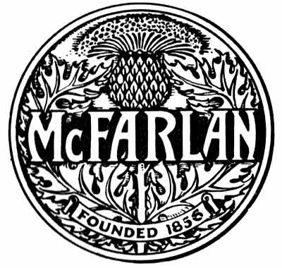 Mcfarlan Automobile J B Mcfarlan Sons Mcfarlan Carriage Co