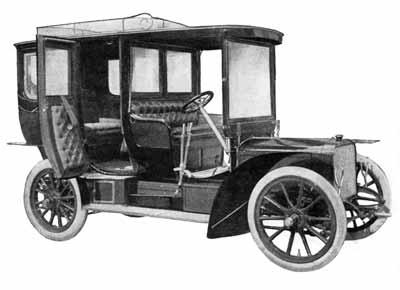 1906 S&M Simplex Limousine