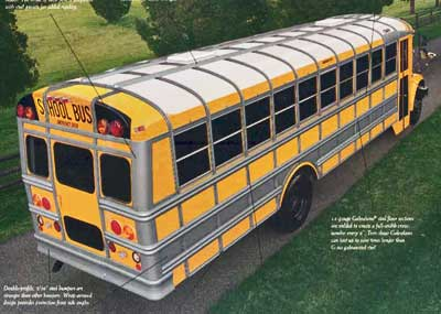 Thomas Built Buses >> Thomas School Bus History Perley A Thomas Car Works Thomas Built