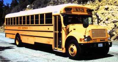Ward Body Works Ward School Bus Mfg Ic Bus Ward School