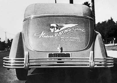 DuVall windshield history, George H  DuVall jr , DuVall